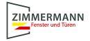 Logo Zimmermann Fenster + Türen GmbH