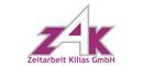 Logo ZAK Zeitarbeit Kilias GmbH
