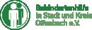 Logo Behindertenhilfe in Stadt und Kreis Offenbach e.V.