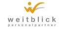 Logo weitblick – personalpartner GmbH