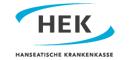 Logo HEK - Hanseatische Krankenkasse