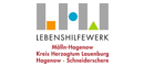 Logo Lebenshilfewerk Mölln-Hagenow gemeinnützige GmbH
