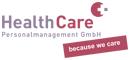 Logo HealthCare Personalmanagement GmbH