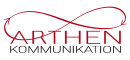 Logo ARTHEN KOMMUNIKATION GmbH