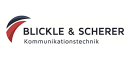 Logo Blickle & Scherer Kommunikationstechnik GmbH & Co KG