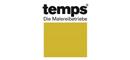 Logo TEMPS GMBH MALEREIBETRIEBE