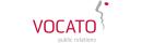 Logo VOCATO public relations GmbH