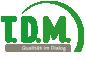 Logo T.D.M. Telefon-Direkt-Marketing GmbH