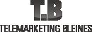 Logo Telemarketing Bleines (T.B)
