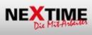 Logo NEXTIME Gesellschaft für modernes Personalmanagement mbH