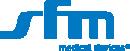 Logo sfm medical devices GmbH