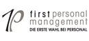 Logo first personalmanagement GmbH