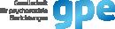 Logo gpe Gesellschaft für psychosoziale Einrichtungen gGmbH