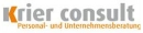Logo krier-consult Personal- und Unternehmensberatung