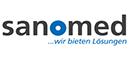 Logo Sanomed Gesundheits- und Sportnahrungsmittelherstellung GmbH