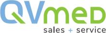 Logo QVMed sales & service GmbH