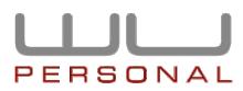 Logo wu personal GmbH