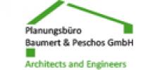Logo Planungsbüro Baumert & Peschos GmbH