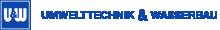 Logo Umwelttechnik und Wasserbau GmbH