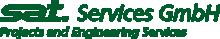 Logo sat. Services GmbH