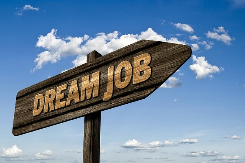 Den passenden Job finden