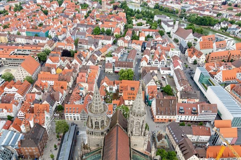 Leben und Arbeiten in Ulm