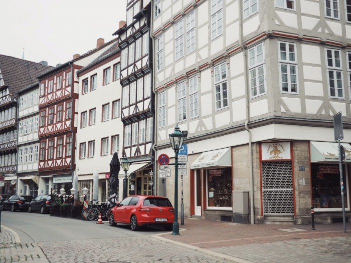 Leben und Arbeiten in Hannover