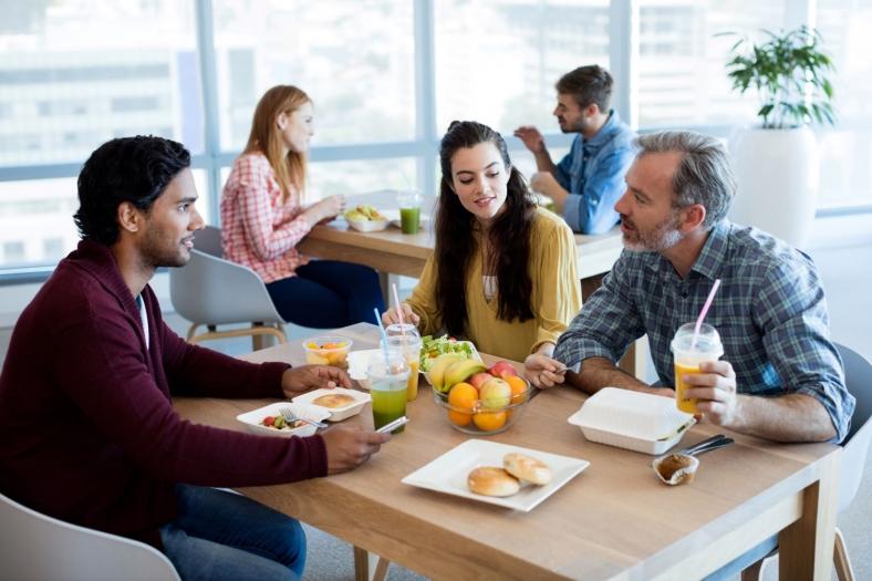 Mahlzeit - ein zeitloser Gruß oder längst veraltet?