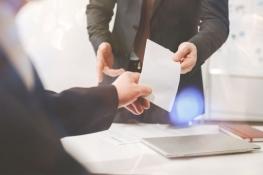 Leistungsbilanz und Referenzen in der Bewerbung