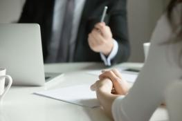 Stellenausschreibung und Bewerbung