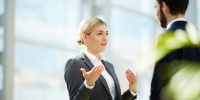 Körpersprache und Karriere