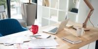 Büroorganisation: So gestalten Sie Ihren Arbeitsplatz übersichtlicher